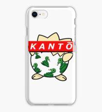 KANTŌ simple  iPhone Case/Skin