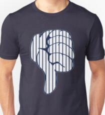 Thumbs Down New York Yankees Judge Fan T-Shirt