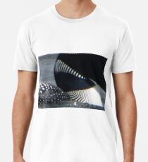 Loon Patterns Men's Premium T-Shirt