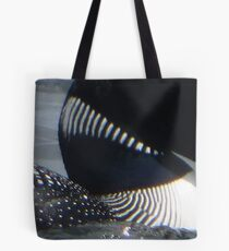 Loon Patterns Tote Bag