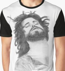 Jim Morrison Original Art Graphic T-Shirt