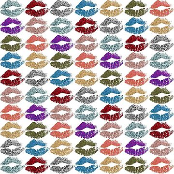 Stylish Colorful Lips #14 by enhan