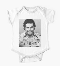 Pablo Escobar Mugshot One Piece - Short Sleeve