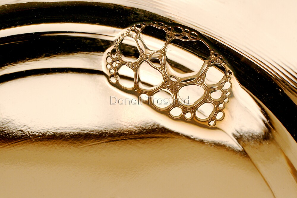Beauty in Bubbles by Donell Trostrud