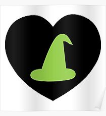 Wicked Witch Love | I Heart... Poster