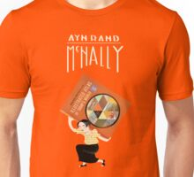 Ayn Rand McNally Unisex T-Shirt