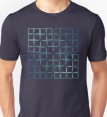 Cesàro Fractal - Square Gradient T-Shirt