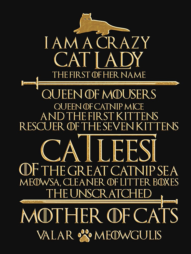 Mother Of Cats. Catleesi  by suvil