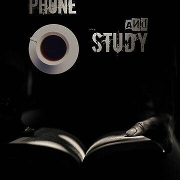 Put down the phone and study! by biev