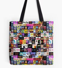MUSICALS! (Duvet, Clothing, Book, Pillow, Sticker, Case, Mug etc)  Tote Bag