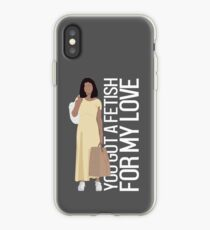 Selena Gomez - Fetish iPhone Case