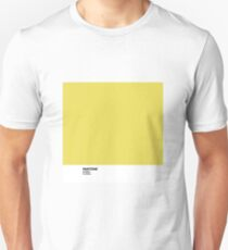 Playbill Yellow T-Shirt