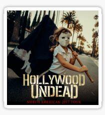 LW503940156CN Hollywood Undead tour Sticker