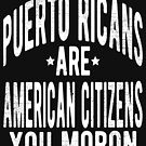 Puerto Rican Americans by EthosWear