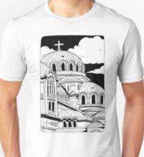 Alexander Nevsky Cathedral T-Shirt