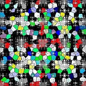 Abstract - Game Board - Multi by geegeetee11