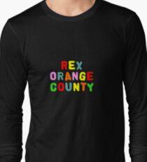 REX ORANGE COUNTY TSHIRT Long Sleeve T-Shirt