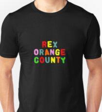 REX ORANGE COUNTY TSHIRT Unisex T-Shirt