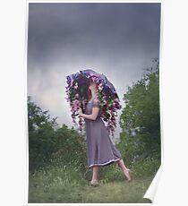 Perennial Parasol Poster