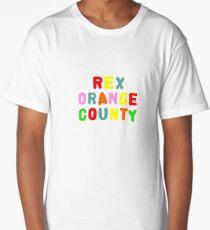 REX ORANGE COUNTY TSHIRT Long T-Shirt