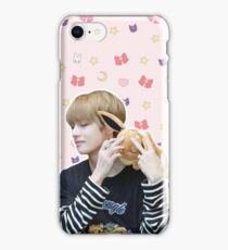 """[BTS] V """"CUTE EEVEE"""" Collection iPhone Case/Skin"""