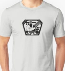 SIMPLY THE CHEST - BLACK PRINT T-Shirt