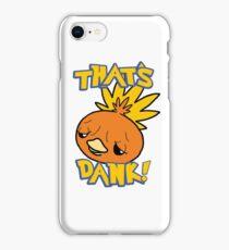 Dank Torchic (Pokemon) iPhone Case/Skin