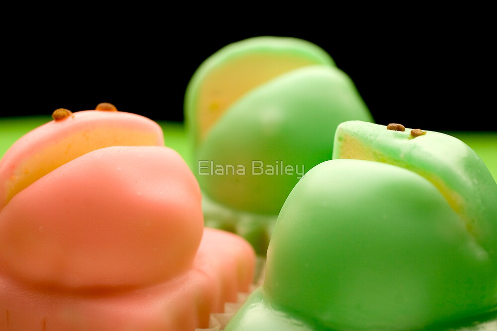 Balfour's Frog Cakes by Elana Bailey