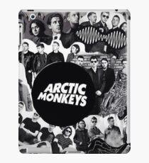 Arctic Monkeys Collage iPad Case/Skin