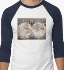 Old Map #9 T-Shirt