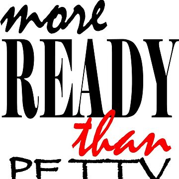 More Ready than Petty by AndriaJ