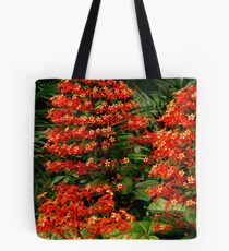 In The Garden... Tote Bag
