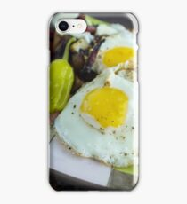 Eggs Pepperoncini Home Fries iPhone Case/Skin