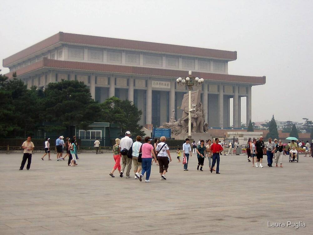 More of Tiananmen Square by Laura Puglia