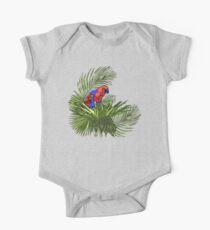 Rainforest Retreat: Eclectus Kids Clothes