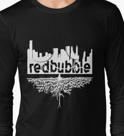 From Skyscrapers to Grassroots : White Version T-Shirt
