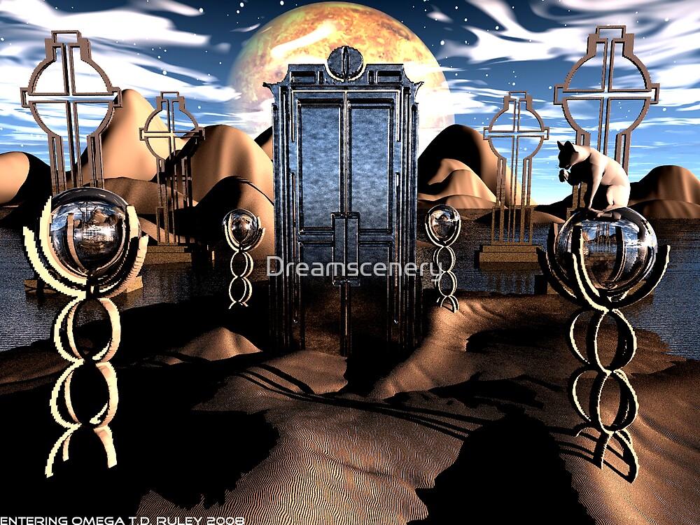 Entering Omega by Dreamscenery