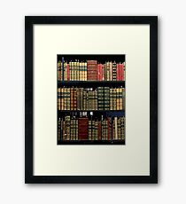 Yale Beinecke Rare Books and Manuscripts Framed Print