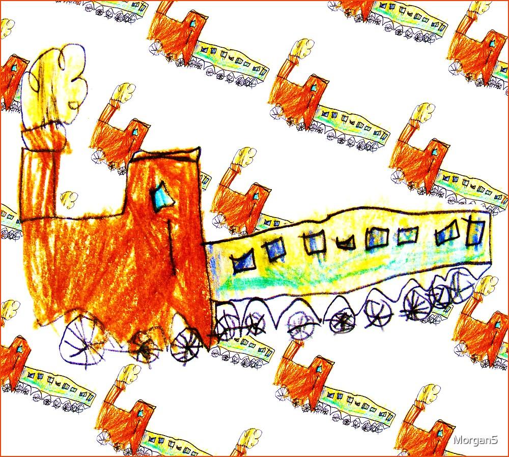 Train by Morgan5