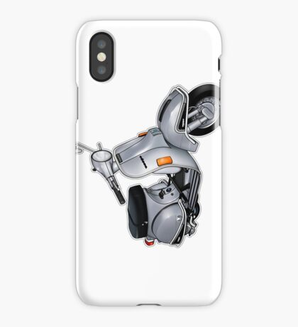 Scooter T-shirts Art: P200e vintage scooter iPhone Case