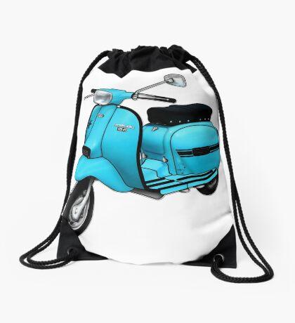 Scooter T-shirts Art: DL 125 Scooter Design Drawstring Bag