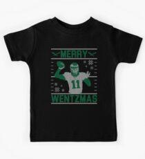 Fröhliches Wentzmas 1 Kinder T-Shirt