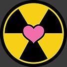 Holtzmann Nuclear Logo by Eevachu