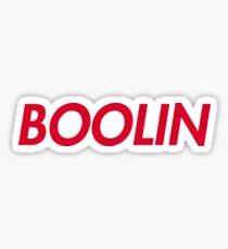 BOOLIN - Supreme Gang Rep Sticker