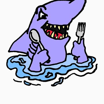 Hungry Shark by Xirod