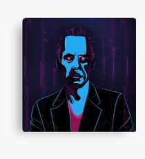 Cyber Jordan Peterson Canvas Print