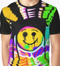 Just Keep Smiling Graphic T-Shirt