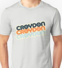 Croydon   Retro Stack T-Shirt