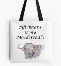Afrikaans is my Moedertaal Tote Bag