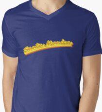 Santa Monica   Retro Rainbow T-Shirt